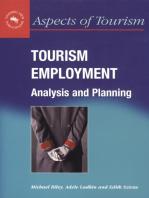 Tourism Employment