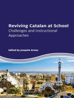 Reviving Catalan at School: Challenges and Instructional Approaches