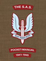 The SAS Pocket Manual: 1941-1945