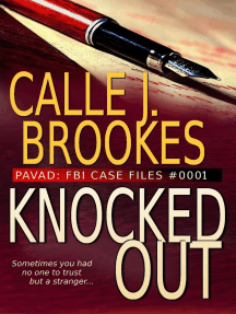 #0001 Knocked Out: PAVAD: FBI Case Files, #1
