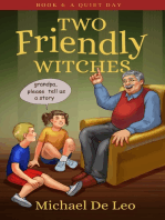 Two Friendly Witches