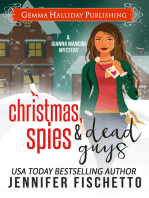 Christmas, Spies & Dead Guys