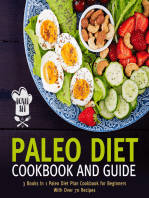 Paleo Diet Cookbook and Guide (Boxed Set)