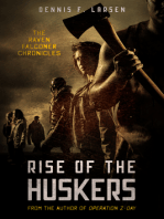 Rise of the Huskers (The Raven Falconer Chronicles