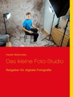 Das kleine Foto-Studio