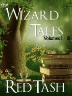 The Wizard Tales Vol I-III
