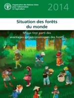 Situation des Forêts du monde 2014