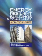 Energy Resilient Buildings & Communities