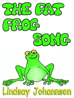 The Fat Frog Song
