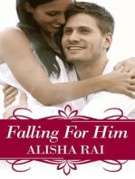 Falling For Him (Karimi Siblings, #1)