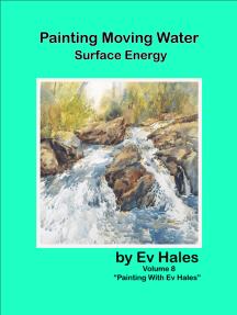 Painting Moving Water: Surface Energy