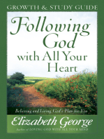 Following God with All Your Heart Growth and Study Guide