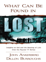 What Can Be Found in LOST?