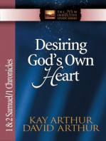 Desiring God's Own Heart