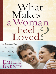 what makes a woman feel loved by emilie barnes by emilie barnes