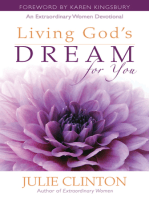 Living God's Dream for You