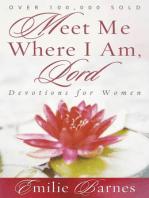Meet Me Where I Am, Lord