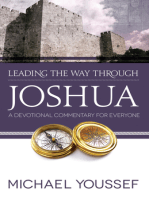 Leading the Way Through Joshua