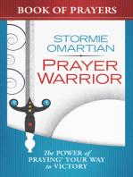Prayer Warrior Book of Prayers