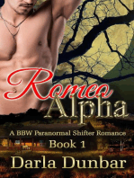 Romeo Alpha - Book 1