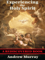 Experiencing the Holy Spirit (Rediscovered Books)