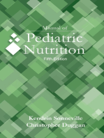 Manual of Pediatric Nutrition, 5e