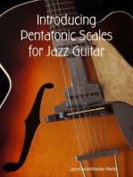 Introducing Pentatonic Scales for Jazz Guitar