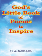 God's Little Book of Poems to Inspire