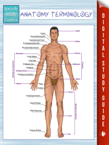 Anatomy Terminology (Speedy Study Guides)