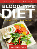 Blood Type Diet [Second Edition]