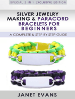 Silver Jewelry Making & Paracord Bracelets For Beginners