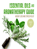 Essential Oils and Aromatherapy Guide (Boxed Set)