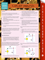 Circuit Analysis (Speedy Study Guide)