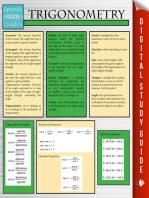 Trigonometry (Speedy Study Guides)