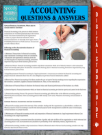 Accounting Questions & Answers