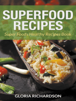 Superfood Recipes