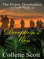 Deception's Kiss (The Evans Domination, Book Three)