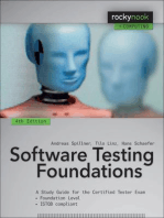 Software Testing Foundations, 4th Edition: A Study Guide for the Certified Tester Exam