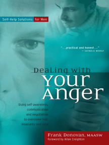 Dealing with Your Anger: Self-Help Solutions for Men
