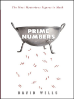 Prime Numbers: The Most Mysterious Figures in Math