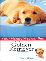 Golden Retriever, with DVD
