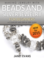 Making Jewelry With Beads And Silver Jewelry For Beginners