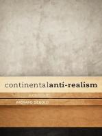Continental Anti-Realism