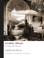 Gothic Music: The Sounds of the Uncanny
