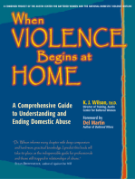When Violence Begins at Home