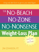 The No-Beach, No-Zone, No-Nonsense Weight-Loss Plan