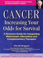 Cancer -- Increasing Your Odds for Survival