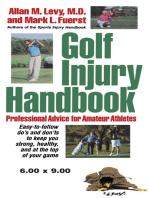 Golf Injury Handbook