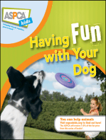 Having Fun with Your Dog