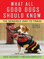 What All Good Dogs Should Know